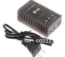 Free shipping fee ST Model LIPO 110V 220V 2s 3s auto lipo battery charger ST B3 B3AC Charger 11.1V 7.4V IMAXB3 boy gift