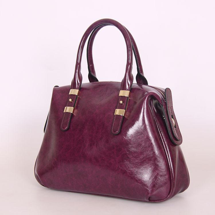 Sale New On Fashi leather handbags portable shoulder diagonal tide Boston whole CN5075 cc clutch burgundy bag(China (Mainland))