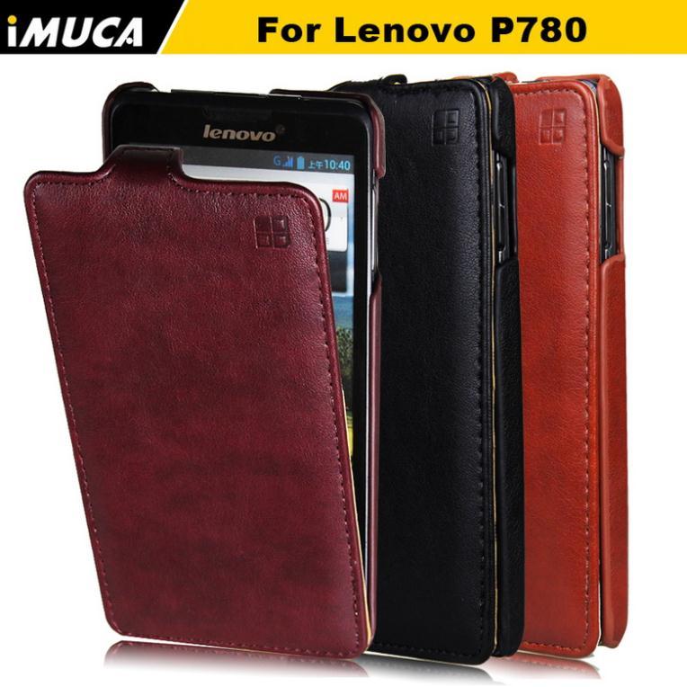 Гаджет  lenovo p780 case 100% original leather case for Lenovo P780  Verticl Flip Cover Mobile Phone Bags & Cases Accessories None Телефоны и Телекоммуникации