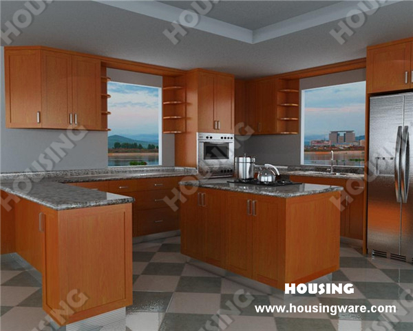 Breve moderna cocina modular puerta del armario pvc panel - Panel decorativo cocina ...