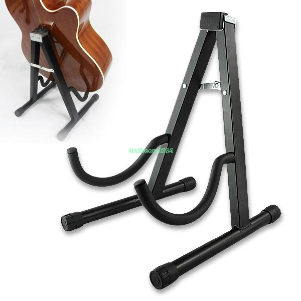 A Frame Acoustic Classical Electric Guitar Stand Musical Instrument Holder EN1494(China (Mainland))