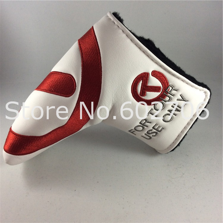 2015 Hot Sell Golf Cover For Tour Use Only Scotty Circle T Golf Putter Headcover(China (Mainland))