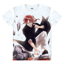 Gintama T-shirts kawaii Japanese Anime t shirt Manga Shirt Cute Cartoon Silver Soul Gin Tama Cosplay shirts 40244441291 tee 353