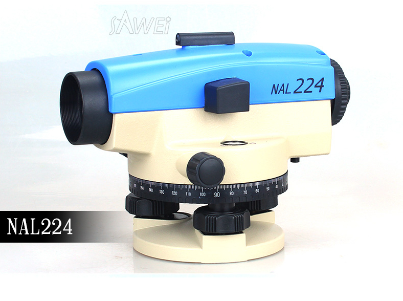 Automatic anping level NAL124/224 outdoor use level engineering construction level measurement(China (Mainland))