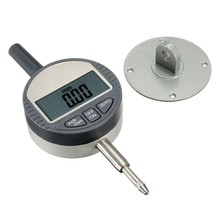 "1pcs Universal Accurate 0.01/.0005 Digital Dial indicator Measurement Range 0-25.4mm/1"" Gauge Standard High Quality Pro Supplies(China (Mainland))"