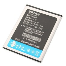 2015 Rushed Real In Stock 100 Original 2000mah Battery for Thl W8 W8 w8s Beyond Smart