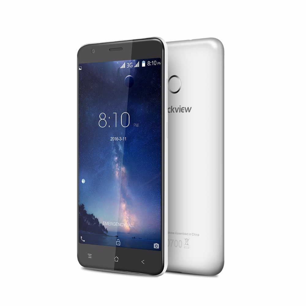 image for Blackview E7S  Smartphone MT6580 Quad Core Android 6.0 Mobile Phone 5.