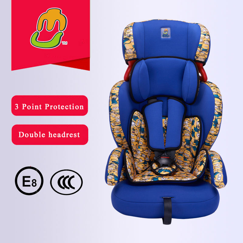Hot Selling Comfortable Toddler Car Seats,Car Portable Baby Seat,Multi-function Car Cushion for Travelling,Mom's Best Chioce(China (Mainland))