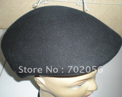 Wool Visors Beret Cap Hat 10pcs/lot #2289