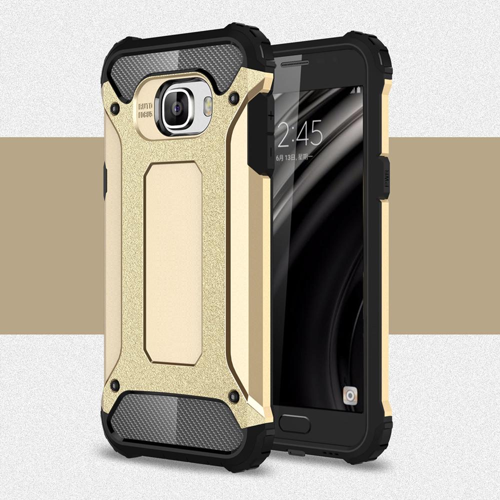 Case For Samsung Galaxy C5 Coque Dual Layer Armor TPU & PC Case For Samsung C5 C500 C5000 Cover Business Phone Fundas(China (Mainland))