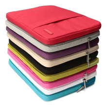 Buy YUNAI Nylon Waterproof Laptop Bag 13 Inch Slim Laptop Sleeve Case Carry Bag Briefcase Protective Notebook Case Cover Macbook for $7.88 in AliExpress store