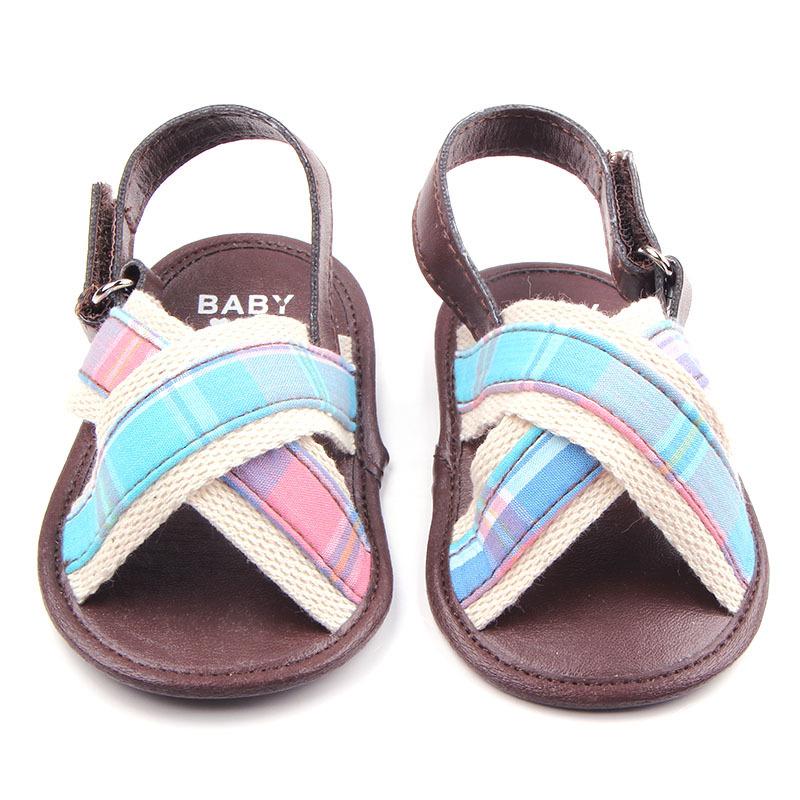 2016 New Summer Newborn Baby Boy Kid Prewalker Soft Soled