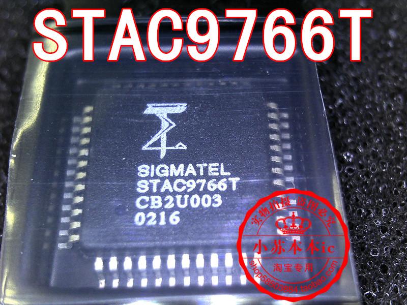 Здесь можно купить  50PCS    STAC9766T STAC9753A STAC9723T   New spot Quality Assurance  Электронные компоненты и материалы