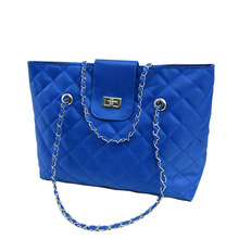 2015 Sale Handbags Elegant Bag New Arrival Woman Handbag Leather Link Chain Shoulder Diagonal Cute Bolso