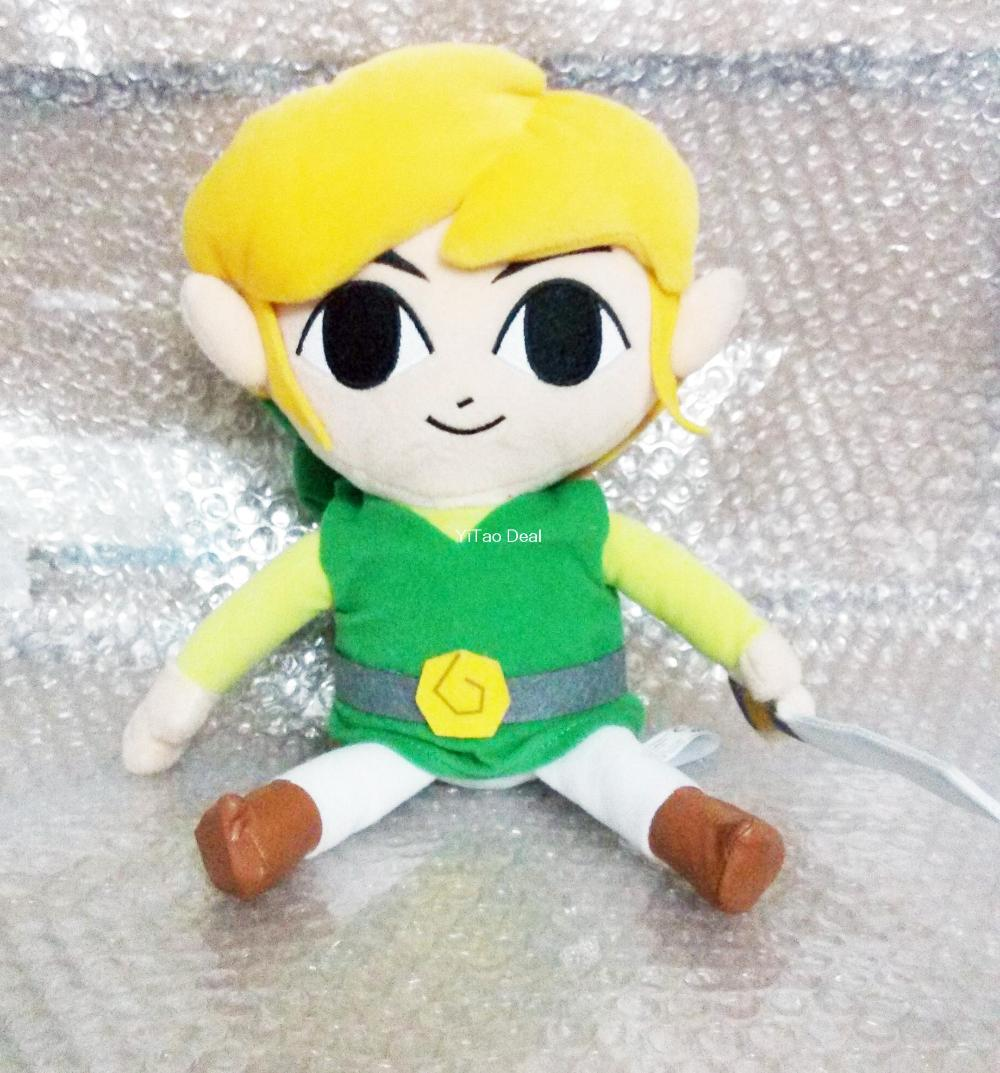 "Free Large 12 inches Stuffed Toy: Link Plush 12"" plush toy"