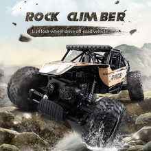 Buy Retail Packag Original JJRC Q15 RC Car 2.4G 4CH 4WD Rock Crawlers 4x4 Driving Car 1:14 Remote Control Model Off-Road Vehicle Toy for $19.00 in AliExpress store