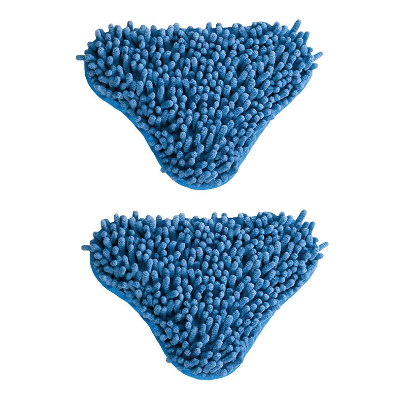 2016 New Arrivals Mop Blue Coral Mop Pad 2Pcs Top Sale Free Shipping Wholesale(China (Mainland))