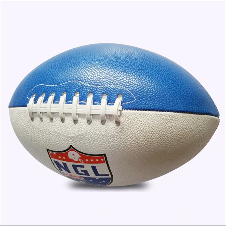 The latest Pro Brand official American football rugby ball bola futebol americano Adult size9 for traing and match High-grade PU(China (Mainland))