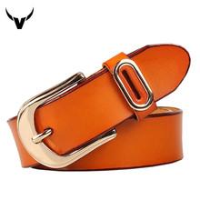 New Designer Famosos Cintos de Marca De Luxo Mulheres Cintos Tira Da Cintura Do Vintage do  Feminino Liga Fivela de Cinto de Couro Genuíno Cowskin W223