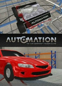 Deluxe edition contains some DLC Automation - The Car Company Tycoon Game PC game English version Business simulation game(SIM)(China (Mainland))