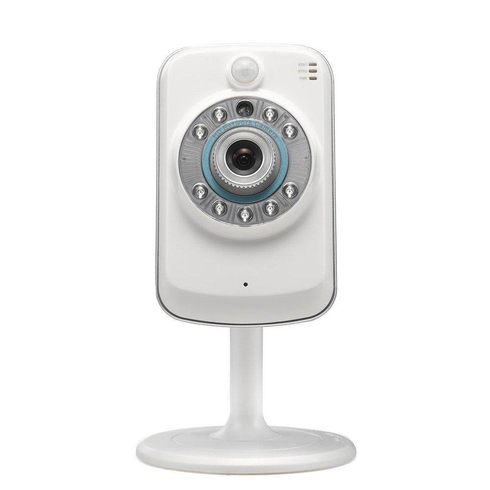 Фотография Hd 1280 X 720P Wireless Video Baby Monitor Camera Night Vision P2P Plug and Play WIFI IP Camera for Home Pets Security