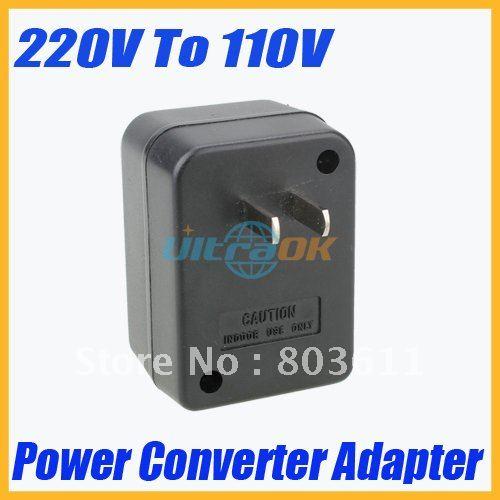 HOT 50W 220V To 110V Power Converter Adapter Voltage Transformer free shipping 2014(China (Mainland))