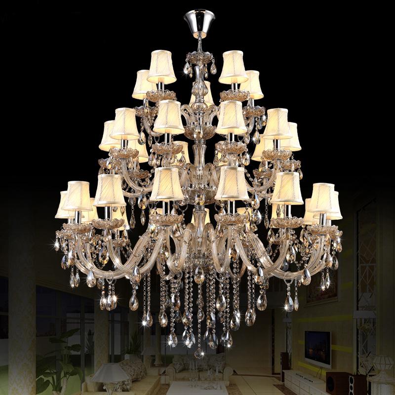 Chandelier Lights Indoor Lighting Large Chandeliers For Hotels