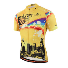 Buy 2016 New Mens Cycling Jersey Shirts Ropa Ciclismo Cycle Clothes Bike Jersey Tops Cycling Clothing Breathable Bicycle Sportswear for $12.79 in AliExpress store