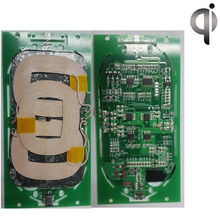 Mobile phone wireless charger three coil 5V three coil launch module circuit board PCBA program DIY(China (Mainland))