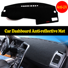 Buy Audi A3 dashboard mat protective pad dash mat covers Photophobism Pad car styling accessories 2012-2016 Left hand drive for $22.24 in AliExpress store