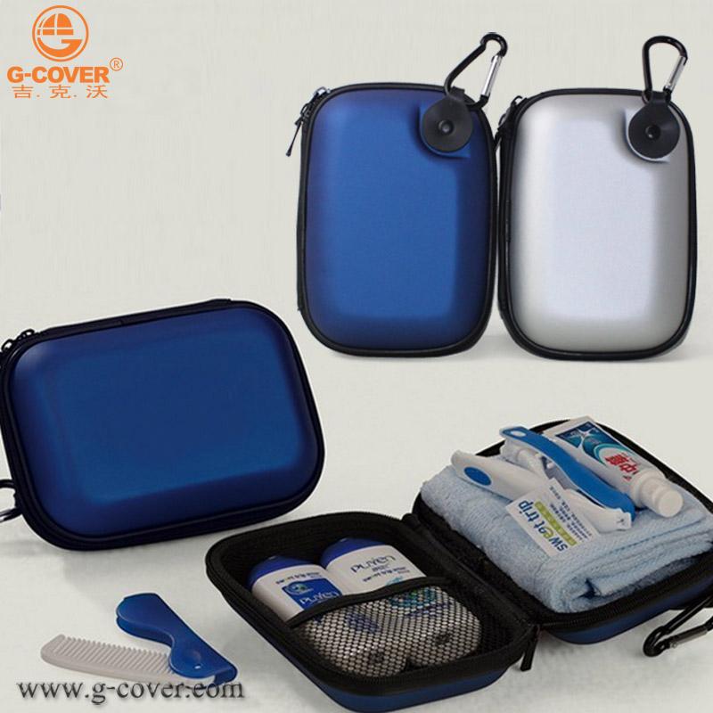 Wash bag Eva box outdoor multifunctional wash bag set digital camera box free shipping(China (Mainland))