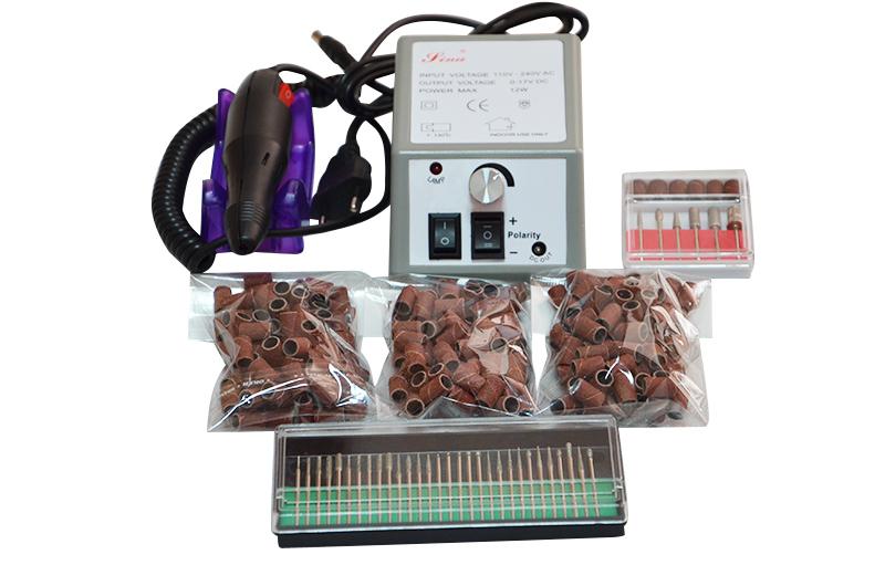 2015new Mini Electric Nail Drill Machine Nail Art Equipment Manicure Nail Tools Pedicure Acrylics Nail Drill Pen Sets(China (Mainland))