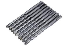 1 unids 8 * 150 mm taladro de martillo, 2 Slot manija redonda, aleaciones de acero de cobalto impacto taladro broca de concreto, YG8C aleación