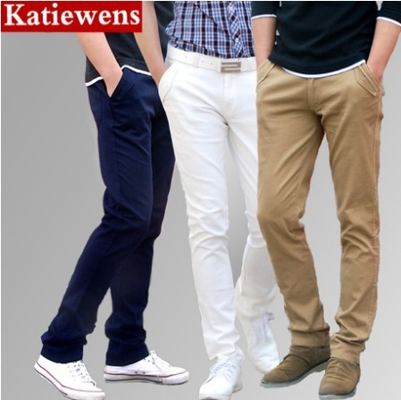 Casual Khaki Pants For Men