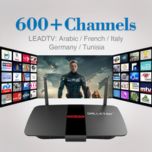 Buy Android TV Box Smart 1G 8G Quad Core 2.4Ghz Wifi 1Year 600+ Free Iptv Account Arabic Europe French Italy IPTV Media Player for $76.29 in AliExpress store