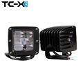 TC X Pack of 2 25W LED Fog Light 5D Engineering Led Driving Lights Ultra Flood