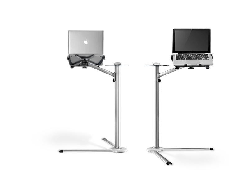2019 Laptop Floor Stand Arm Rotating Laptop Stand Sofa