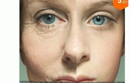 1PCS new face eye bag remove gold cream 100% original wrinkle moisturizing and fade wrinkle(China (Mainland))