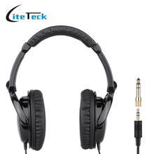 Takstar HD 2000 Wired Stereo Dynamic Monitor Headphone Headset for Guitar PC Computer CD Player Walkman MP3 MP4 Earphone(China (Mainland))