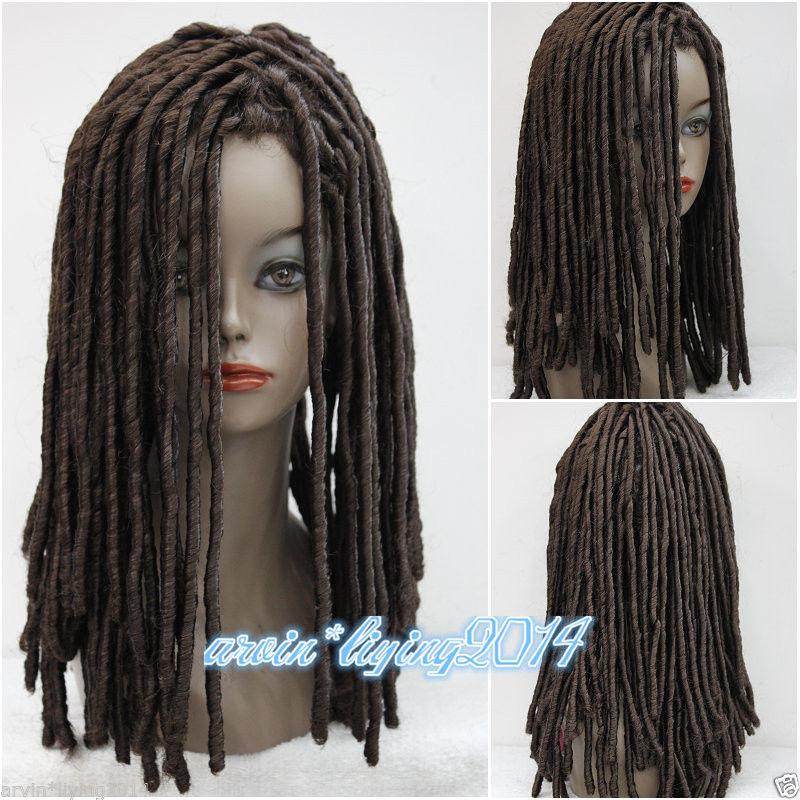 Real Dreadlock Wig 16