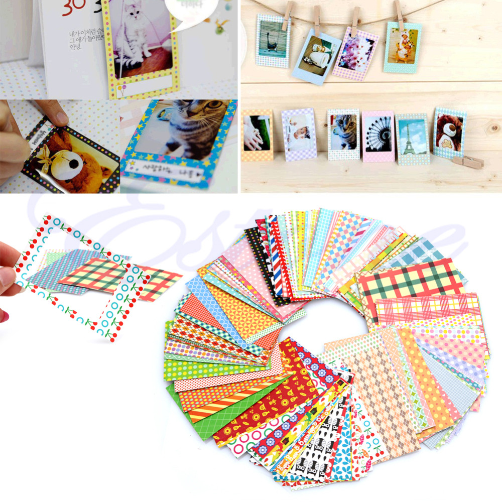 20pcs Film Masking Craft Washi Photo Decoration Stickers Tape Paper<br><br>Aliexpress