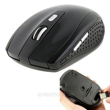 2.4GHz USB Optical Blue Light Wireless Mouse USB Receiver Mice Cordless Game Computer PC Laptop Desktop Without Battery25