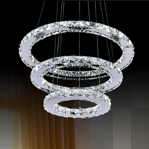 Hot sale LED Crystal Chandelier Light Modern chandelier lamp shades 100% Guarantee Fast and Free Shipping D40*30*20cm(China (Mainland))