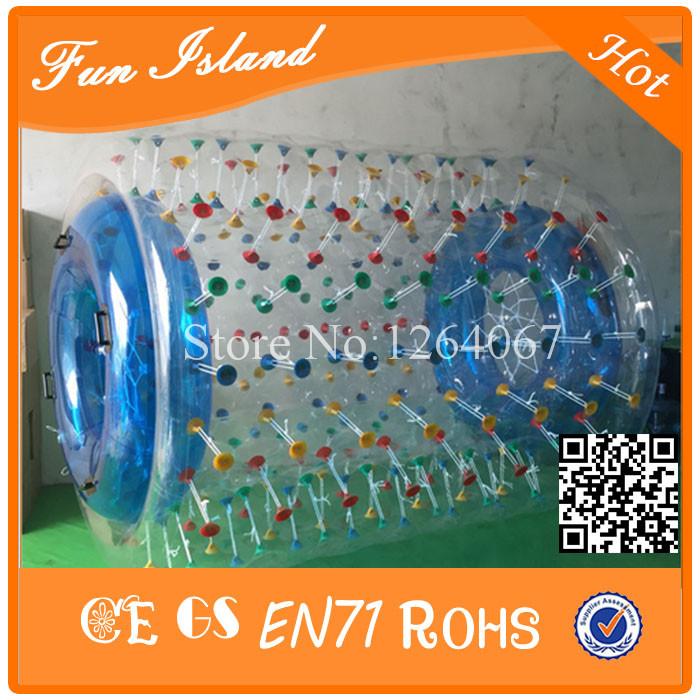 Free Shipping Big Water Roller Ball,100% TPU Water Rolling Ball,Water Ball,Aqua Zorbing Ball(China (Mainland))