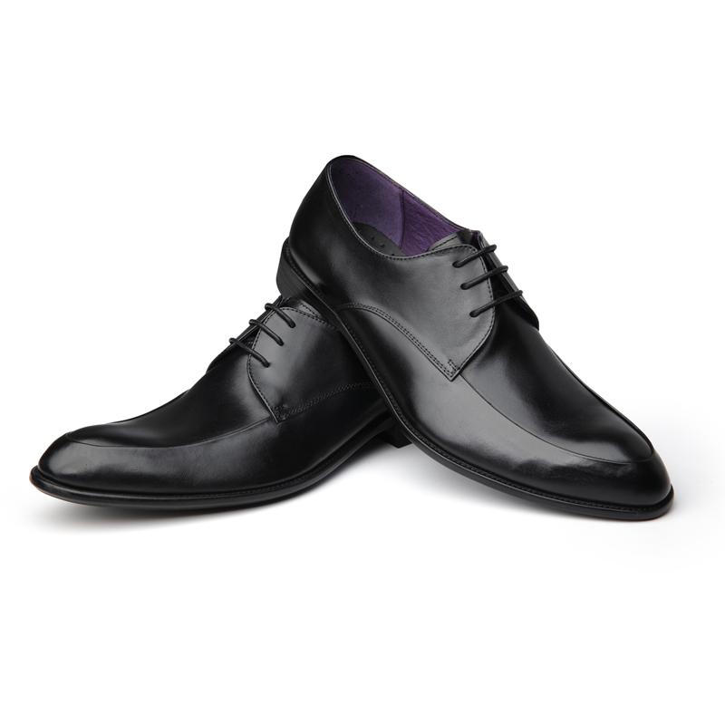 Italian luxury designer formal mens dress shoes genuine leather Men Oxfords, Lace-Up Business Shoes,men flats wedding office