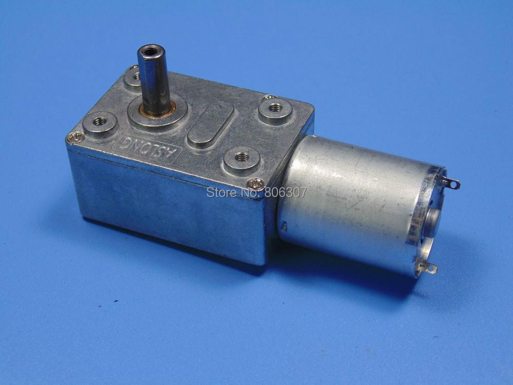 Buy Gm4632 370 Dc 12v 30rpm High Torque Turbo Encoder