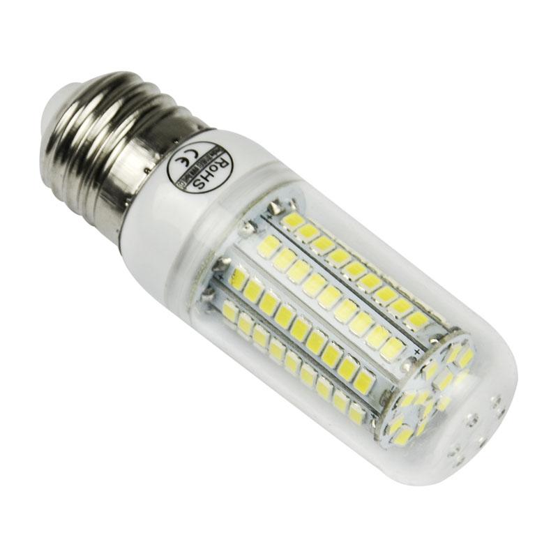 220V/110V More stable led E27 2835 SMD bombillas Led lamp 48 68 102 126leds Led Lampada led corn bulb white/warm white led light(China (Mainland))