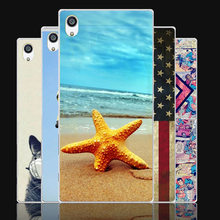 Buy 2016 Luxury Painted Case Sony Xperia Z5 Cover Art printed Cute Cartoon Cell Phone Case Sony Xperia Z5 Case Hard Plastic for $3.55 in AliExpress store