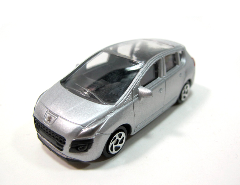 NOREV 1:6 four alloy automobile mannequin PEUGEOT 3008 PEUGEOT alloy boutique assortment