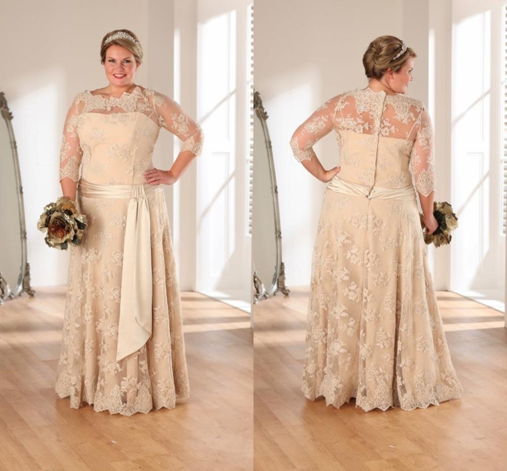 Elegant plus size wedding dresses boutique prom dresses for Elegant plus size wedding dresses